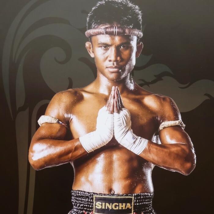 традиционный бокс Муай Тай