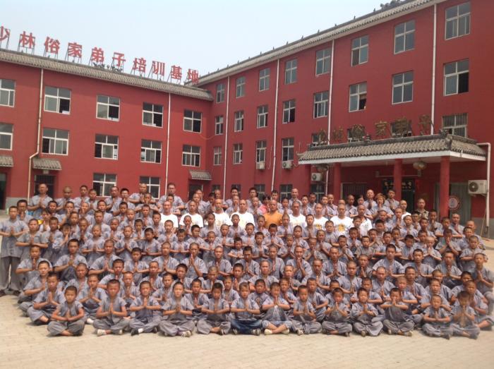 Шао-Линьские монахи