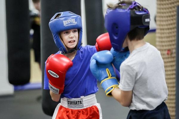 занятия бокса для детей